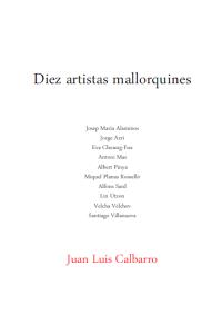 Diez artistas mallorquines