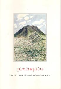 Cubierta de Perenquén, 1