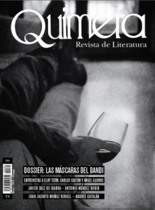 Portada de Quimera, 364 (marzo 2014)