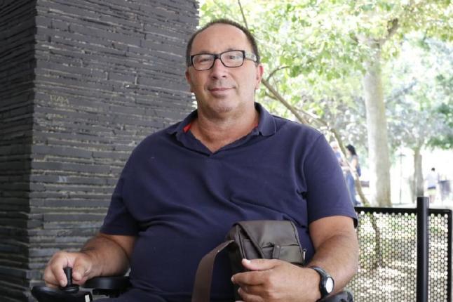 Ángel Fernández Benéitez, agosto 2016