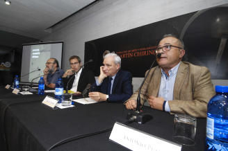 50 aniversario Poesía canaria última Fundación Chirino
