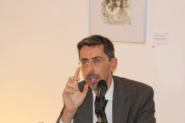 Fernando Navarro presenta en Madrid su libro 'Socialistasutópicos'