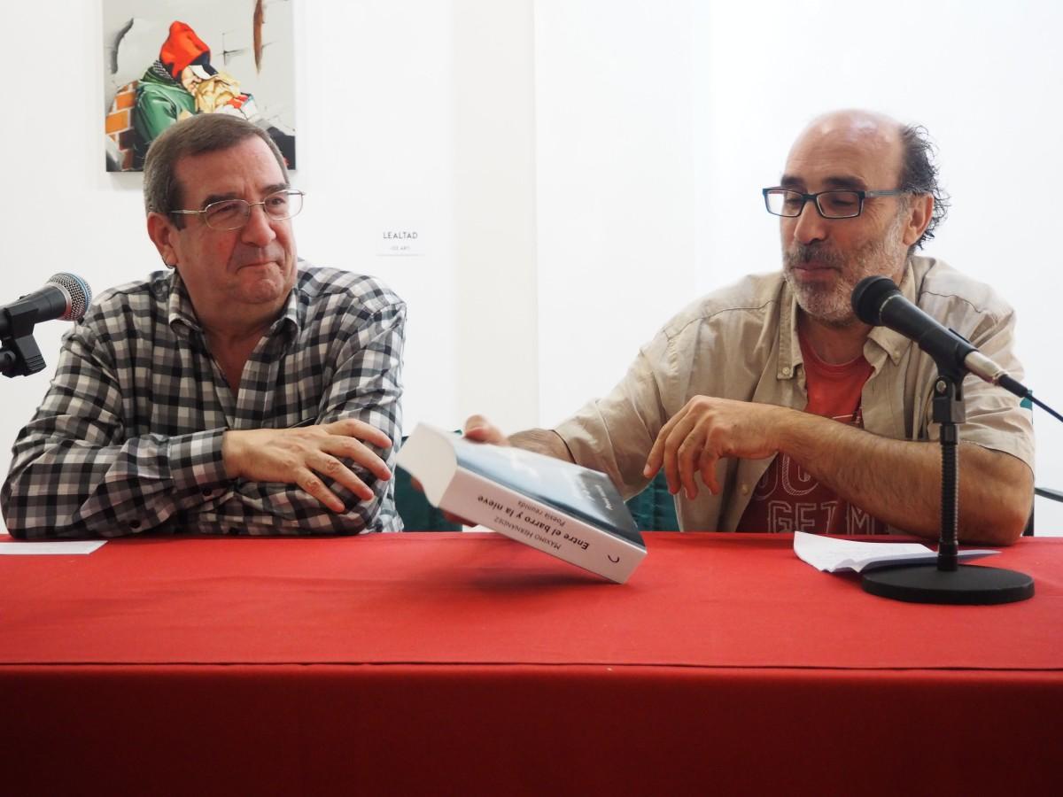 Máximo Hernández en Valladolid